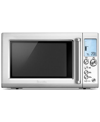 breville bmo734xl quick touch microwave - electrics - kitchen - macy's