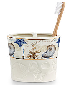 Avanti Antigua Toothbrush Holder