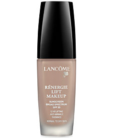Lancôme Rénergie Lift Anti-Wrinkle Lifting Foundation, 1 oz.