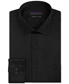 Geoffrey Beene Men's Classic-Fit Wrinkle-Free Sateen Dress Shirt