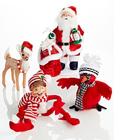 Christmas Collectible Figurine Collection