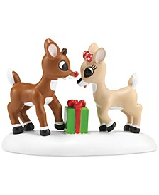 North Pole Village A Gift From Rudolph Collectible Figurine