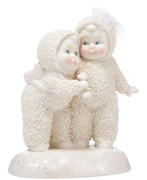 Department 56 Snowbabies I'm Here For You Collectible Figurine