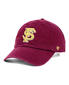 '47 Brand Florida State Seminoles Clean-Up Cap