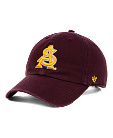 '47 Brand Arizona State Sun Devils Clean-Up Cap