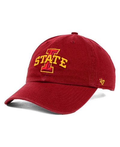 '47 Brand Iowa State Cyclones Clean-Up Cap