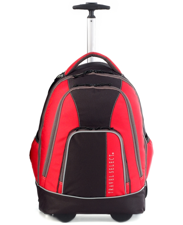 """Travel Select Direct 20"""" Rolling Backpack"""