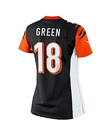 Women's A.J. Green Cincinnati Bengals Game Jersey