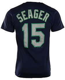 Majestic Men's Kyle Seager Seattle Mariners Player T-Shirt