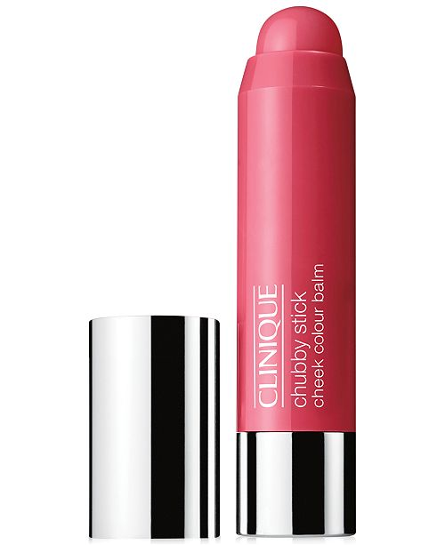 Clinique 24-HOUR BEAUTY SALE: Receive a FREE Full Size Chubby Stick Cheek Color Balm in Roly Poly Rosy with $65 Clinique purchase (A $22 value)