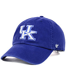 '47 Brand Kentucky Wildcats NCAA Clean-Up Cap