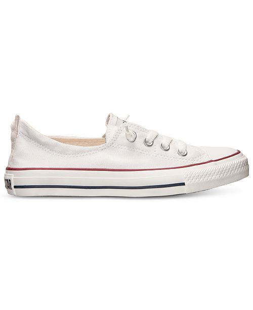 74589442d8b7fe ... Converse Women s Chuck Taylor Shoreline Casual Sneakers from Finish ...