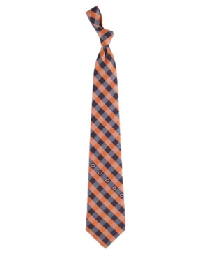 Eagles Wings Chicago Bears Checked Tie