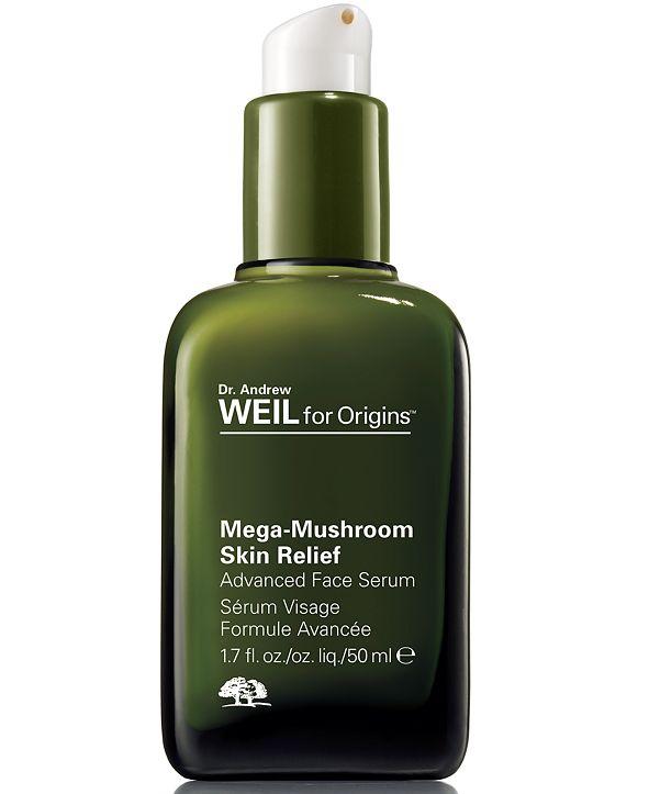 Origins Dr. Andrew Weil for Origins™ Mega-Mushroom Skin Relief Advanced Face Serum 1.7 fl. oz.