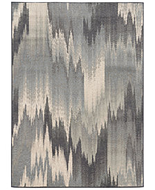 "CLOSEOUT! Oriental Weavers Warren Cove WC8020L Vision 3'3"" x 5'5"" Area Rugs"