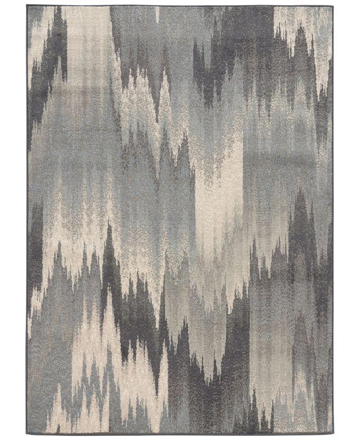 "Oriental Weavers - Warren Cove WC8020L Vision 5'3"" x 7'3"" Area Rugs"