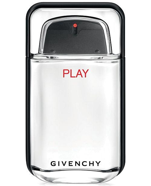 Givenchy Play Men's Eau de Toilette Spray, 3.3 oz