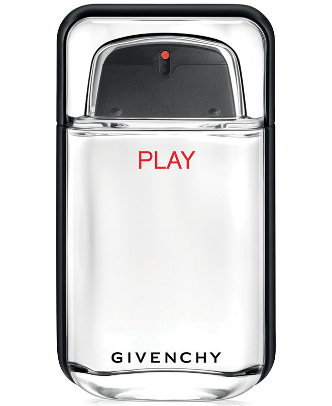 Givenchy Play Men's Eau de Toilette Spray, 3.3 oz