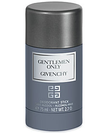 Givenchy Gentlemen Only Men's Deodorant Stick, 2.5 oz