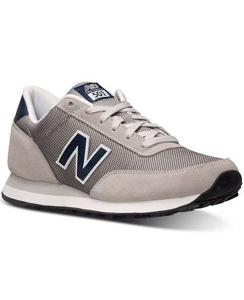 b662ebf42cde New Balance Men s 501 Casual Sneakers from Finish Line   Reviews ...