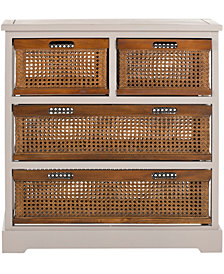 Loreley 4 Drawer Chest, Quick Ship