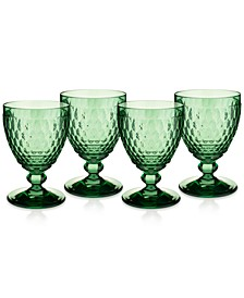 Boston Claret, Set of 4