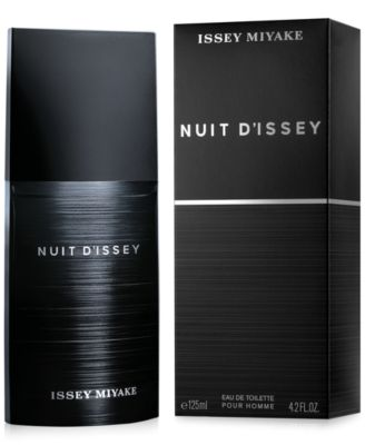 issey miyake nuit duissey fragrance collection