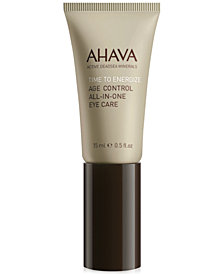 Ahava Men's Age Control All-In-One Eye Care, .5 oz