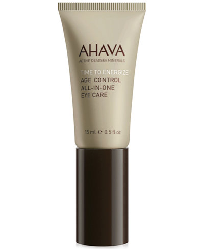 Ahava Men's Age Control All-In-One Eye Care, .5 oz