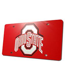 Stockdale Ohio State Buckeyes Laser Tag License Plate