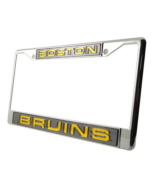 Rico Industries Boston Bruins License Plate Frame
