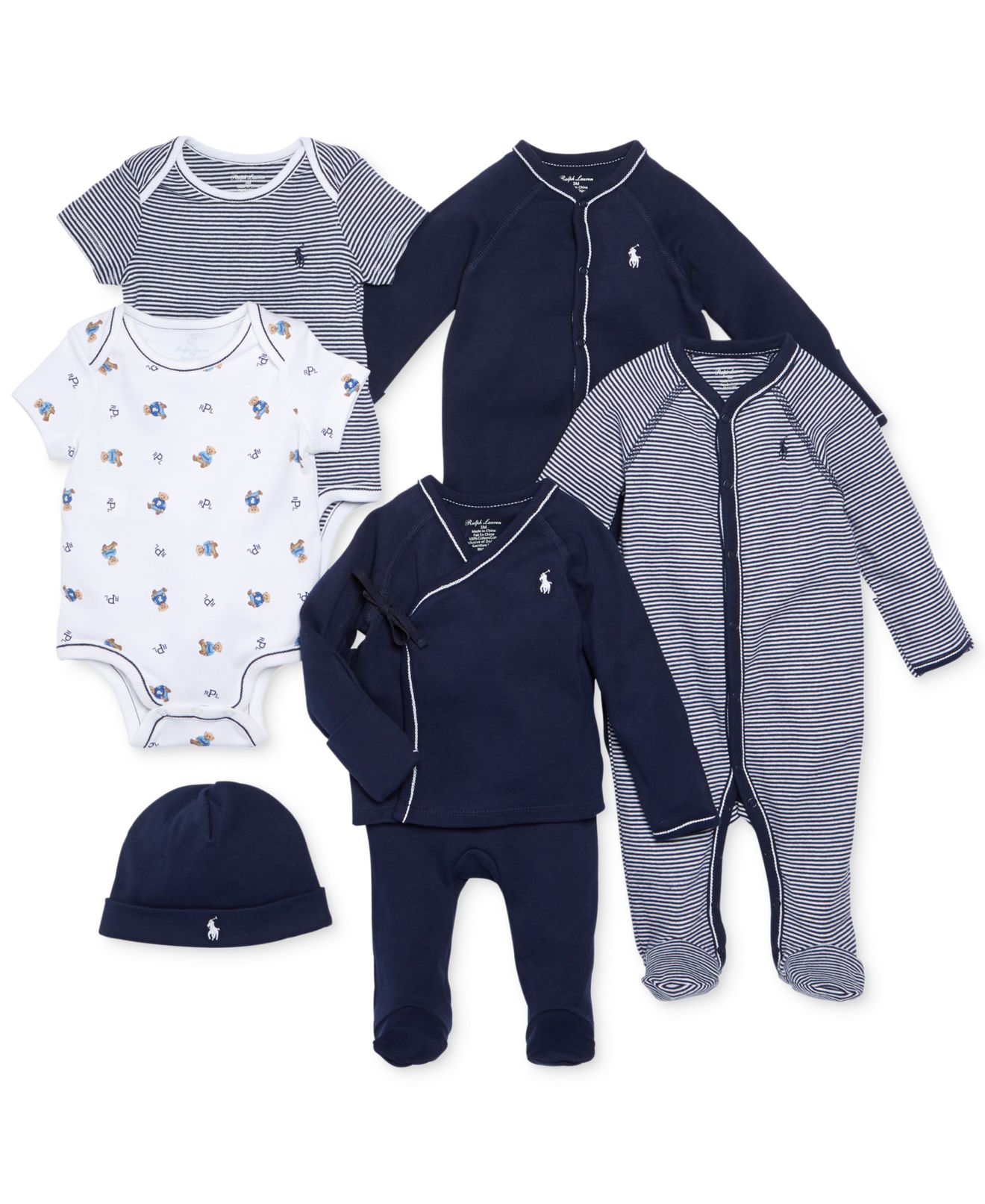 Newborn Baby Clothes Boys
