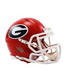 Riddell Georgia Bulldogs Speed Mini Helmet