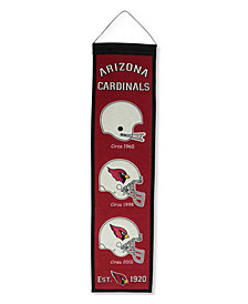 Winning Streak Arizona Cardinals Heritage Banner