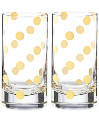 Pearl Place Set of 2 Highball Glasses
