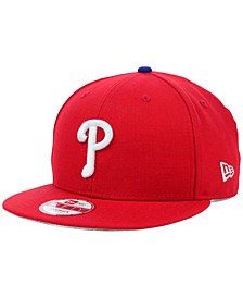 Philadelphia Phillies MLB 2 Tone Link 9FIFTY Snapback Cap