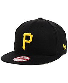 New Era Pittsburgh Pirates MLB 2 Tone Link 9FIFTY Snapback Cap