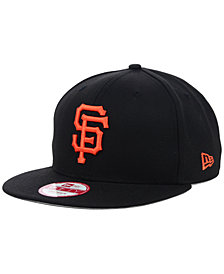 New Era San Francisco Giants MLB 2 Tone Link 9FIFTY Snapback Cap