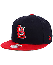 New Era St. Louis Cardinals MLB 2 Tone Link 9FIFTY Snapback Cap