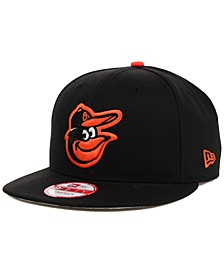 Baltimore Orioles MLB 2 Tone Link 9FIFTY Snapback Cap
