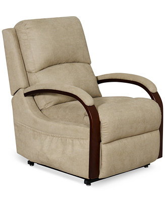 Percey Fabric Power Lift Recliner Chair Sale Clearance For The Home