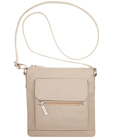 Nappa Leather Venice Crossbody, Created for Macy's