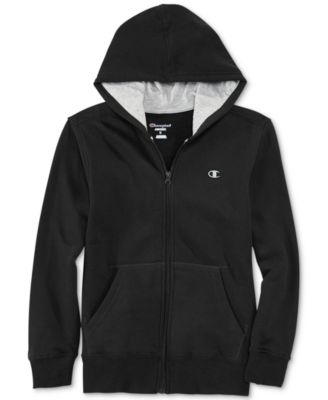 Image of Champion Boys' Fleece Zip Hoodie