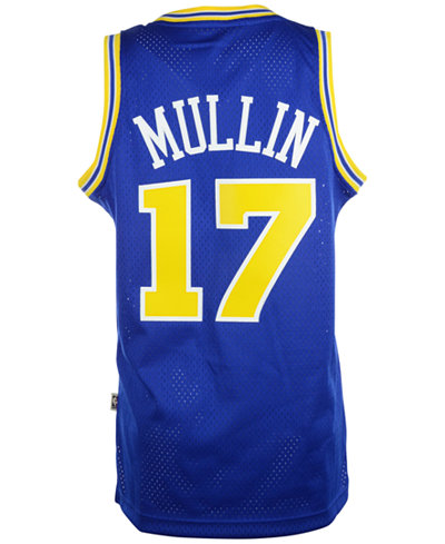 adidas Chris Mullin Golden State Warriors Swingman Jersey