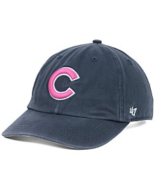 '47 Brand Chicago Cubs Clean Up Cap