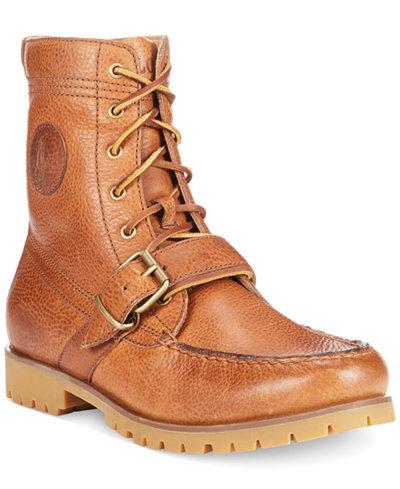 Polo Ralph Lauren Men\'s Ranger Boot - All Men\'s Shoes - Men - Macy\'s