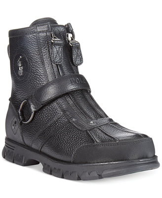 polo ralph conquest iii high duck boots all s