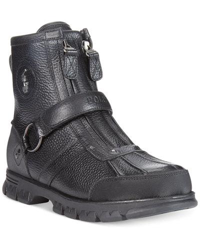 Polo Ralph Lauren Conquest III High Duck Boots