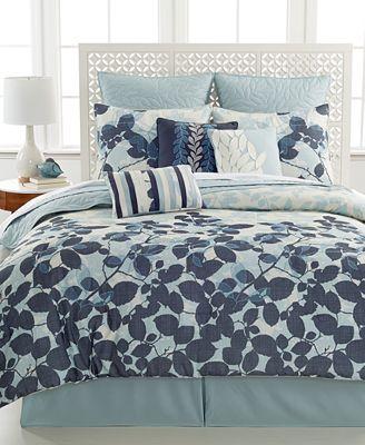 CLOSEOUT! Spruce 10 Piece Comforter Sets