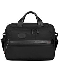 Tumi Alpha Small Screen Expandable Laptop Briefcase